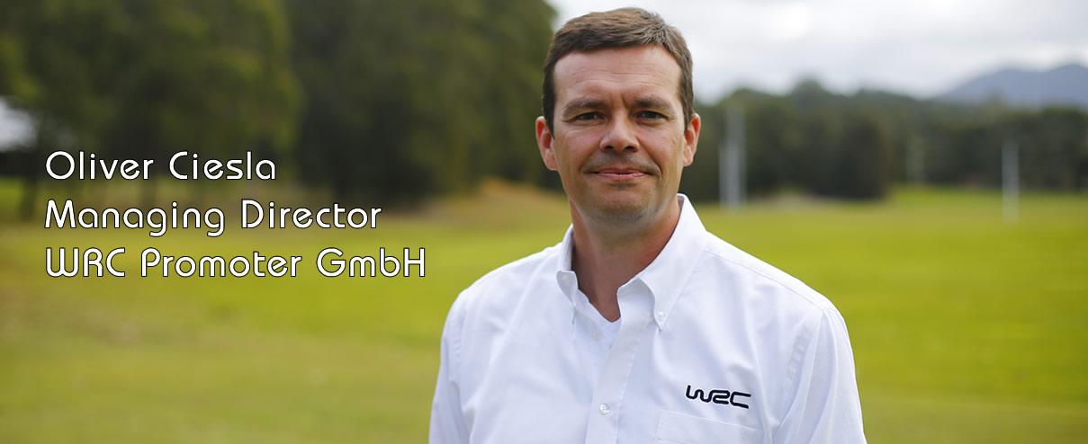WRC Promoter in talks with KMSF Chairman Mr. Kimathi regarding Safari Rally