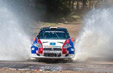 Safari Rally World's Toughest Rally
