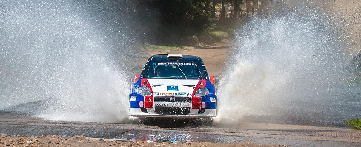 Safari Rally World's Toughest Rally