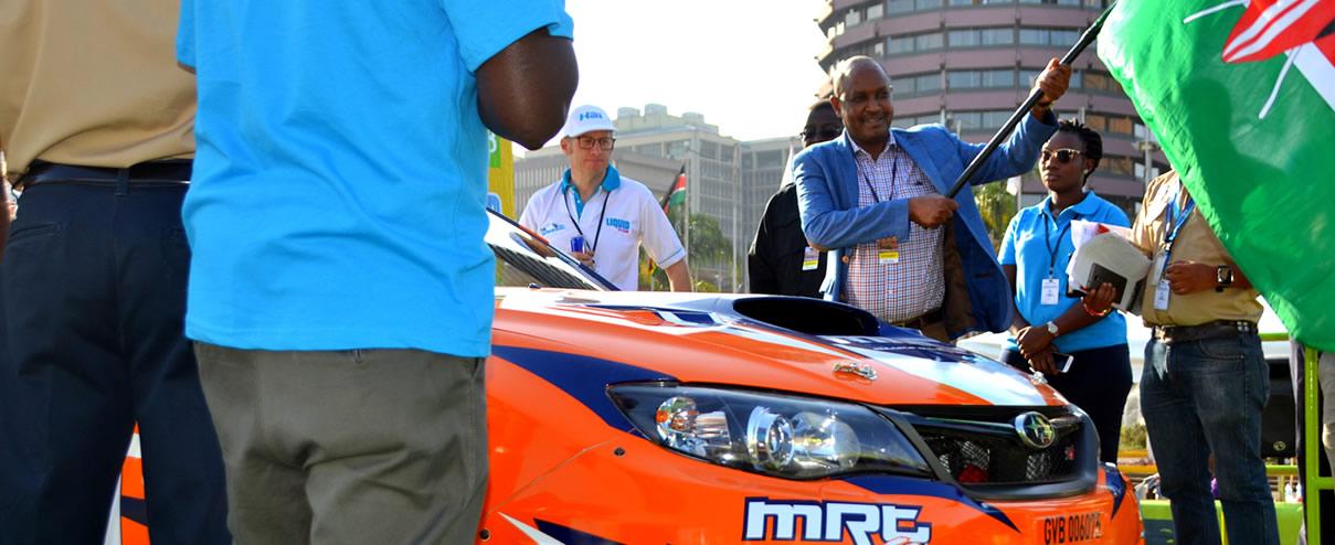 2017 65th Safari Rally
