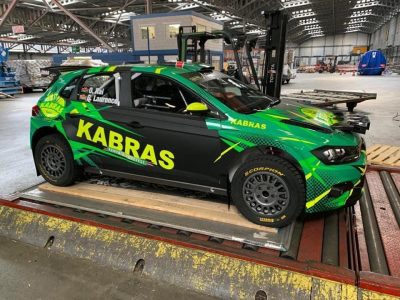 Onkar Rai Upgrades from Skoda Fabia R5 to VW Polo R5