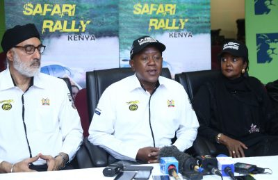 Safari Rally finally back in WRC